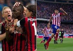Pronostici Champions League 11-03-2014 Pronostico Atletico Madrid-Milan e Bayern Monaco-Arsenal