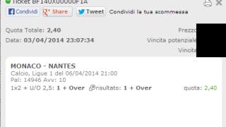 Combobet vincente Monaco-Nantes