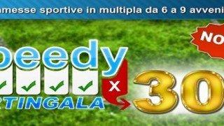 "Promozione BetFlag "" Speedy Martingala"" 30 € di BONUS"