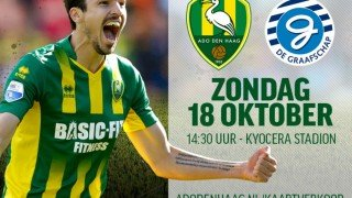 Pronostico Ado Den Haag – De Graafschap 18-10-15
