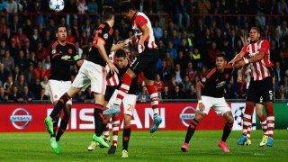 Pronostico Manchester United-PSV 25-11-15
