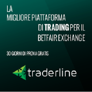 traderline Il miglior software in Italia  per il Betting Exchange