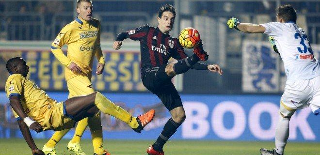 Pronostico Milan-Frosinone 01-05-2016