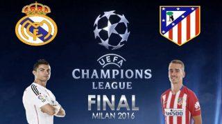 Pronostico Real Madrid-Atletico Madrid 28-05-16