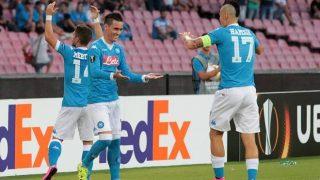 Pronostico Napoli-Milan 27/08/2016