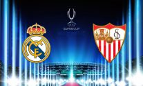 Pronostico Real Madrid-Siviglia  09/08/2016