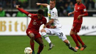 Pronostico Bayern Monaco-Borussia Monchengladbach 22/10/2016