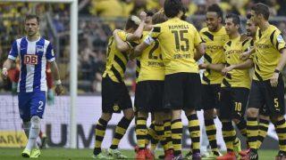 Pronostico Borussia Dortmund-Herta Berlino 14/10/206