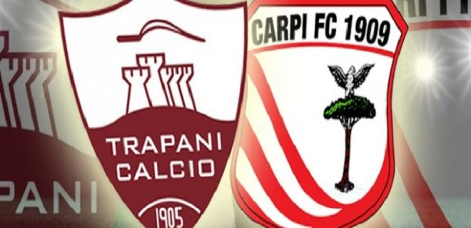 Pronostico Trapani-Carpi 02/12/2016