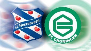 Pronostico Heerenveen-Groningen 29-01-17