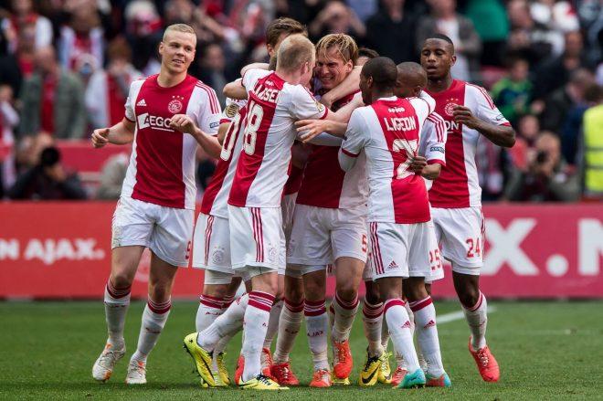 Ajax - Copenhagen