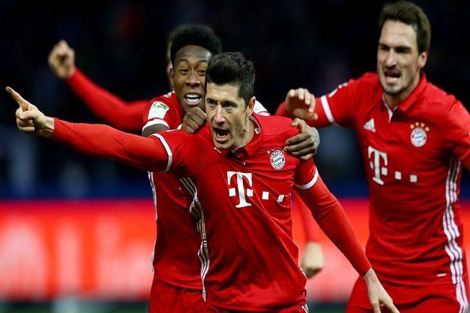 Pronostico Borussia Monchengladbach-Bayern Monaco