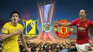 Pronostico Rostov-Manchester United 09-03-17