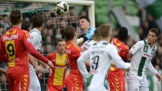 Pronostico G.A Eagles-Groningen 22-04-17