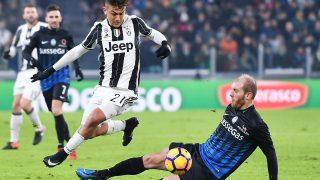 Pronostico Atalanta-Juventus 28-04-17