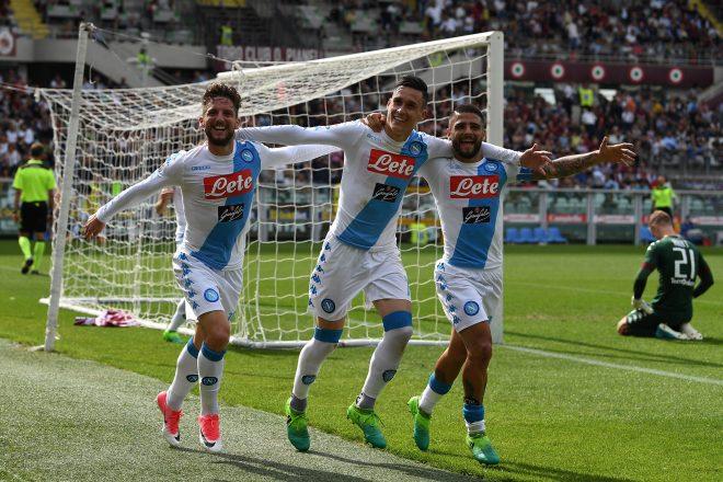 Napoli - Fiorentina