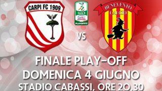 Pronostico Carpi-Benevento 04/06/17