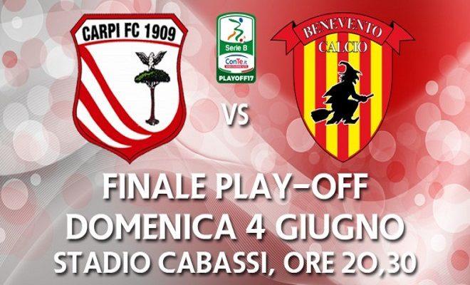 Pronostico Carpi-Benevento