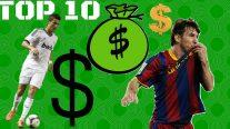 Quanto guadagnano i calciatori più ricchi al mondo ?