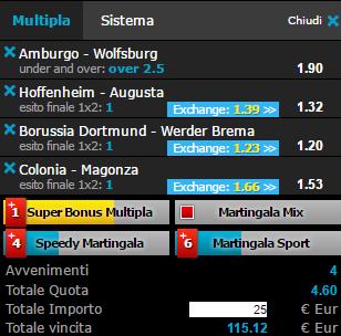 scommesse pronte Bundesliga 2017-05-20