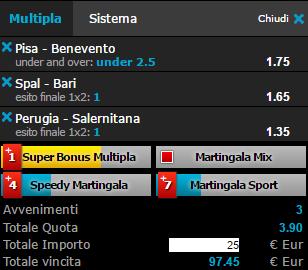 scommesse pronte Serie b 2017-05-18