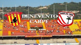 Pronostico Benevento-Carpi 08/06/17