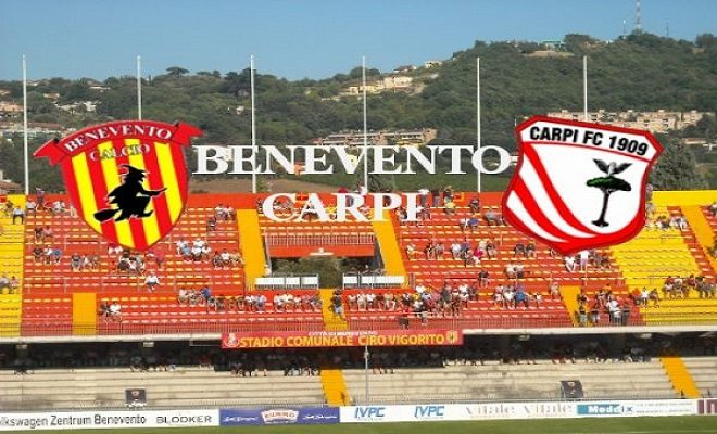 Pronostico Benevento-Carpi