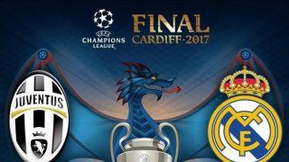 Pronostico Juventus-Real Madrid 03-06-17