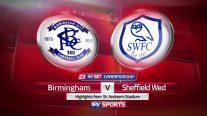 Pronostico Birmingham-Sheffield Wednesday 27/09/17