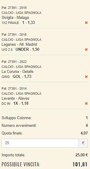 scommesse pronte Liga 2017-09-30