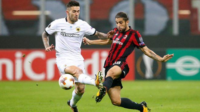 AEK - Milan