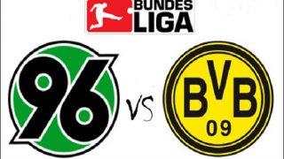 Pronostico Hannover96-Borussia Dortmund 28/10/17