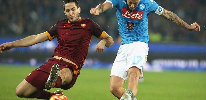 Pronostico Roma-Napoli 14-10-17