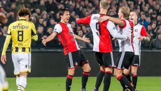 Pronostico Feyenoord-Vitesse 02/12/17