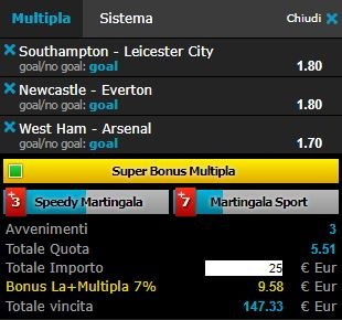 scommesse pronte Premier League 2017-12-13