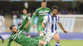 Pronostico Leganes-Real Sociedad  07-01-18