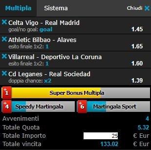 scommesse pronte Liga 2018-01-06