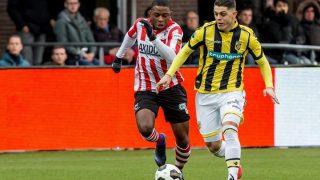 Pronostico Sparta Rotterdam-Vitesse 16/01/18