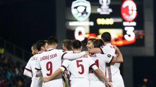 Pronostico Milan-Ludogorets 22-02-18