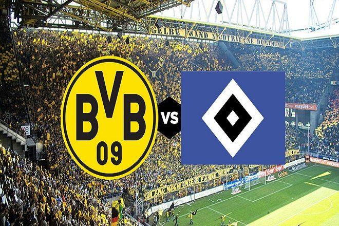Pronostico Borussia Dortmund-Amburgo