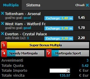 scommesse pronte Premier League 2018-02-10