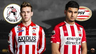 Pronostico Sparta Rotterdam-PSV Eindhoven 10/02/18