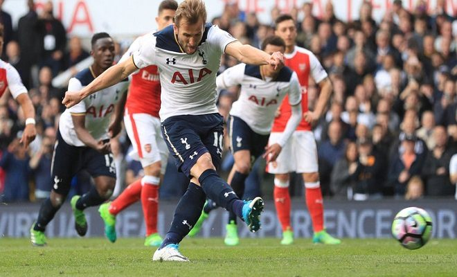 pronostico tottenham-arsenal