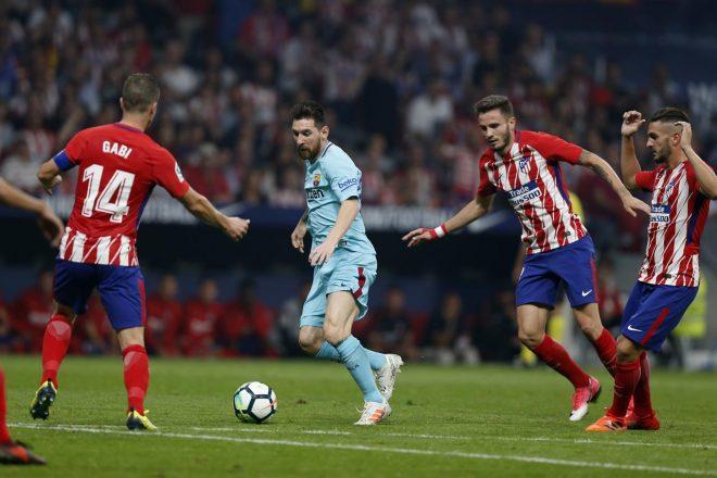 Barcellona - Atletico Madrid