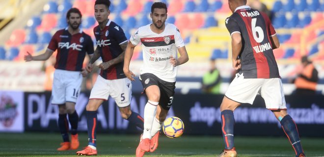 Pronostico Cagliari-Bologna 22-04-18