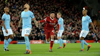Pronostico Manchester City-Liverpool 10-04-18