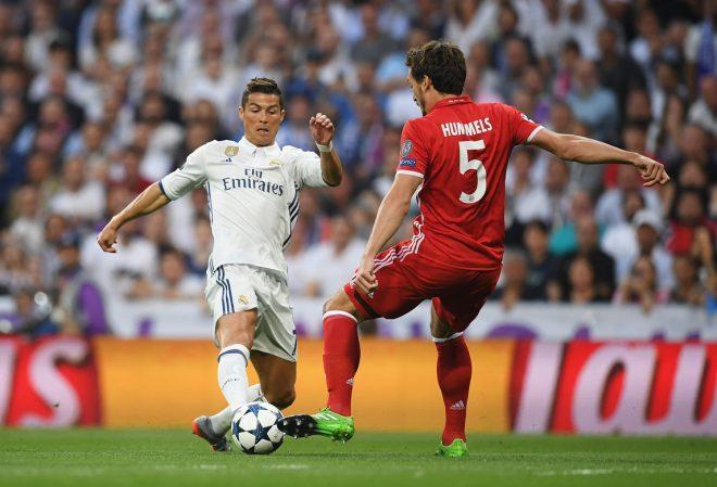 Real Madrid - Bayern Monaco