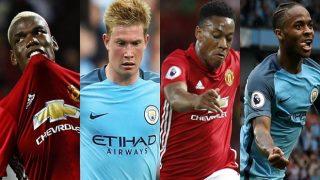 Pronostico Manchester City-Manchester United 07-04-18