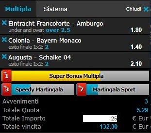 scommesse pronte Bundesliga 2018-05-05
