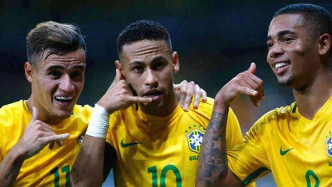 Brasile - Svizzera